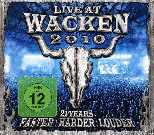 Wacken 2010-Live at Wacken Open Air Incl.Bluray