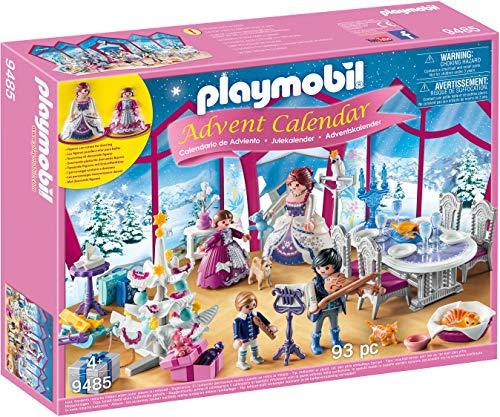 Playmobil 9485 Adventskalender Weihnachtsball im Kristallsaal (Adventskalender Für Kinder)
