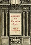 Institution of a Christian Man