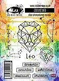 sichtbar Bild Sternzeichen Löwe Stempel Set