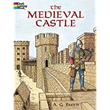 The Medieval Castle (Dover Pictorial Archives)