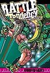 Battle Tendency - Jojo's Bizarre Adventure Saison 2 Nouvelle édition Tome 4