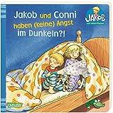 Jakob und Conni haben (keine) Angst im Dunkeln?!: Pappbilderbuch mit Klappen (Großer Jakob)