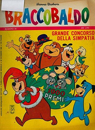 Usato, Braccobaldo. Mensile. usato  Spedito ovunque in Italia