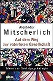 Auf dem Weg zur vaterlosen Gesellschaft: Ideen zur Sozialpsychologie (Beltz Taschenbuch/Psychologie)