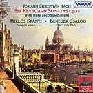 Bach J.C. Bach Sonates Pour Claviers Op.16 [Import USA]