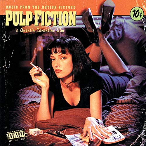 Pulp Fiction [Explicit] (Music From The Motion Picture)