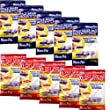 20 Space Saver Micro-Pro Vacuum Compressed Storage Bags Includes 10 Large and 10 XL Premium Storage Bags