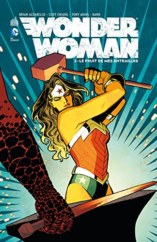 Wonder Woman tome 2 par Azzarello Brian