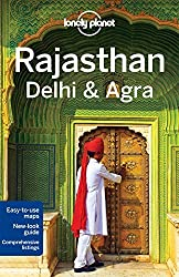 Lonely Planet Rajasthan, Delhi & Agra (Travel Guide) by Lonely Planet (2015-10-20)