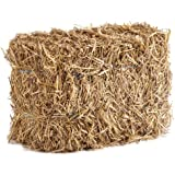Elmato 12003 Weizenstroh im Sack, ca. 14 kg