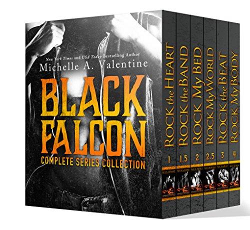 Black Falcon: Complete Black Falcon Series Box Set (English Edition) (Falcon-sets)