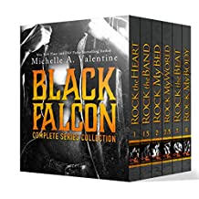 Black Falcon: Complete Black Falcon Series Box Set (English Edition)