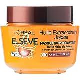 L'Oréal Paris Elseve Huile Extraordinaire Jojoba Masque pour Cheveux Très Secs, 310ml