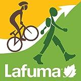 ViewRanger GPS avec Lafuma: Circuits pour la Randonnée et le vélo avec Navigation et Cartes Topographiques IGN France et Belgique