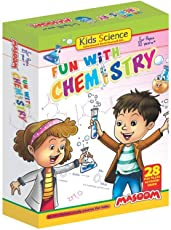 Fun with Chemistry for Kids to Learn Chemistry in a Fun Way