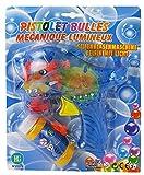 Rox Seifenblasen Pistole Delfin mit Licht LED Seifenblasenmaschine