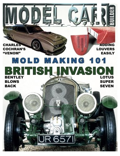 Model Car Builder No. 18: How to's, tips, feature cars!: Volume 2