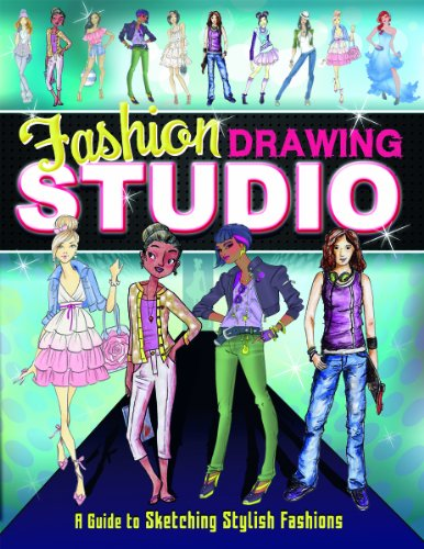 Fashion Drawing Studio: A Guide to Sketching Stylish Fashions (Capstone Young Readers: Drawing Fun Fashions)