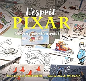 "Afficher ""L'esprit Pixar"""