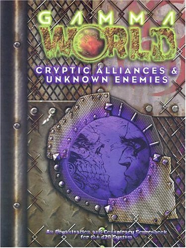Cryptic Alliances & Unknown Enemies by Owen K. C. Stephens (June 19,2004)