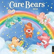 CAL 2018-CARE BEARS WALL CAL