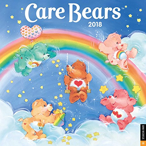 CAL 2018-CARE BEARS WALL CAL (Care Filme Bears)