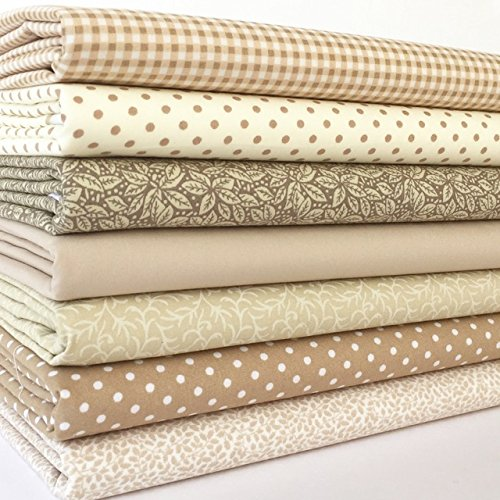 always-knitting-and-sewing-fat-quarter-bundles-basics-range-100-cotton-fabric-beige-cream