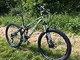 Mosso 669XC2 26 Zoll (66 cm) vollgefedertes Trail-Bike, 120 mm Federweg