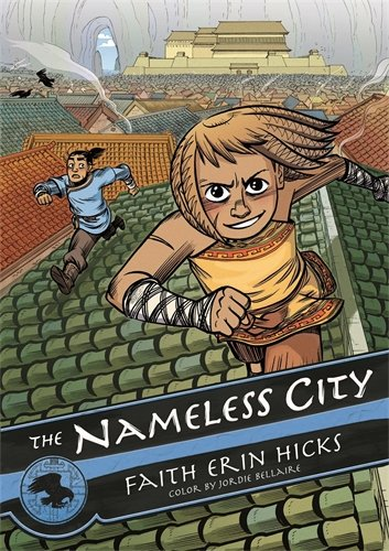 Nameless City, The por Erin, Faith Hicks