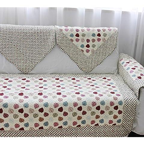 WOLOVEE Puede utilizar las hojas a dos caras telas de calidad 90*160cm fácil de limpiar sofá