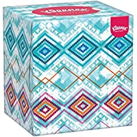 Colección Kleenex Cubo Singles - diseño puede variar 56 por paquete