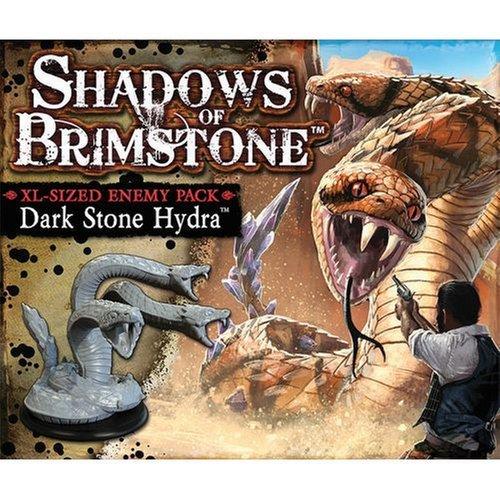Shadows of Brimstone: Dark Stone Hydra