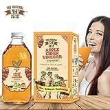 #5: Dr Trust Original Acv (Usa) Apple Cider Vinegar 500 Ml Raw Unfiltered
