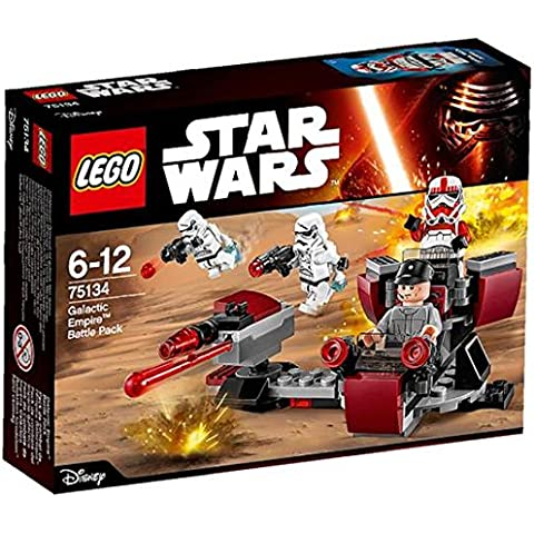 LEGO Star Wars Galactic Empire Battle Pack 75134 6 +
