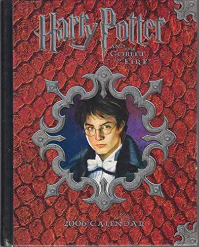 Click for larger image of Harry Potter and the Goblet of Fire: 2006 Calendar