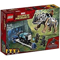Lego Super Heroes 76099 - Rhino Resa dei Conti Miniera