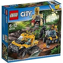 LEGO City In/Out 2017 - Jungla: Misión en semioruga (60159)