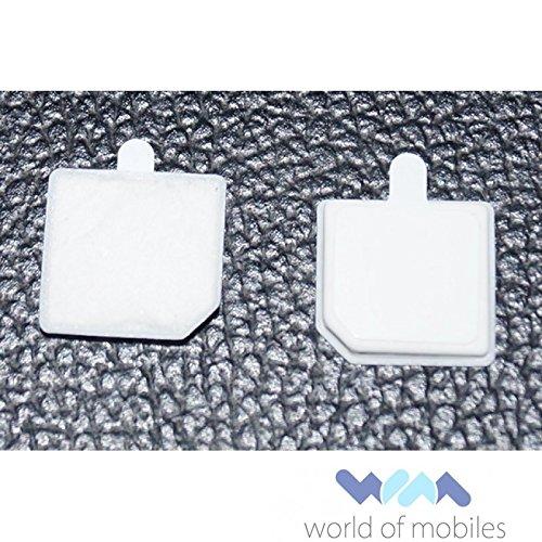 HTC One Mini (M4, 601n) Dämpfer Pad für Buzzer Lautsprecher DBASS1213-2.1 Htc Pad