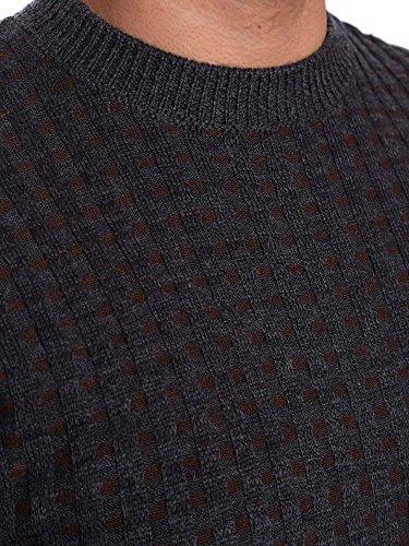 Antony Morato Herren Sport Pullover Grau