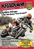 Kradblatt 4 2018 KTM 790 Duke The Scalpel Zeitschrift Magazin Einzelheft Heft Motorrad Motorradfahrer