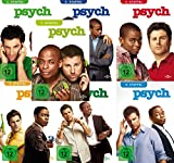 Psych Staffel 1-7 (28 DVDs)