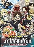 Attack On Titan : Junior High Eps.1-12 / English Subtitle