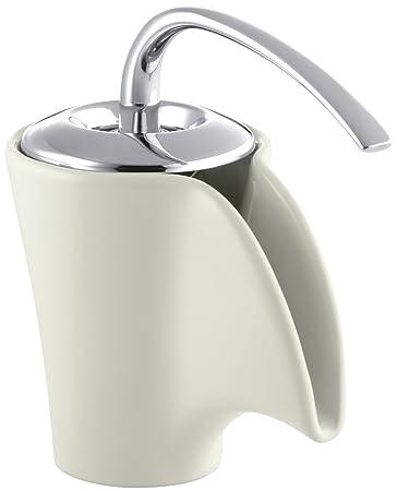 Buy KOHLER K-11010-96 Vas Ceramic Faucet, Biscuit Online at Low ...