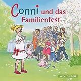Conni und das Familienfest: 1 CD (Meine Freundin Conni - ab 6, Band 25)