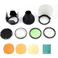 Godox AK-R1 Accessories Kit for Godox AD200 and AD200 Pro (with H200R*), Godox V1 Series Flashes (Direct) and with S-R1…