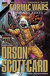 [Formic Wars: Burning Earth] (By: Orson Scott Card) [published: September, 2011]