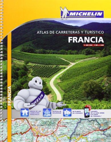 (14).ATLAS 20497 FRANCIA (CARRETERAS)