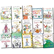 Quentin Blake Collection Red Fox Picture 15 Books Set (Cockatoos, more..)