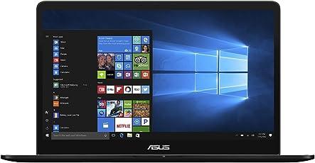 Asus Zenbook Pro 90NB0ET2-M01330 39,62 cm (15,6 Zoll mattes FHD) Laptop (Intel Core i7-7700HQ, 16GB RAM, 512GB SSD, NVIDIA Geforce GTX1050, Win 10 Home) schwarz